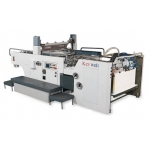 Automatic 360 degree Rear Pick-up Cylinder Screen Printing Machine