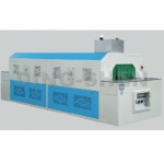 AUTO RAPIDLY HIGH EFFICIENT STEAM AND HEAT-SETTING MACHINE