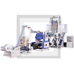 HD/LDPE HIGH SPEED BLOWING FILM LINE(Printer In-Line)