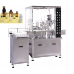 Automatic Liquid Filling Plugging & Capping Machine
