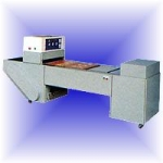 Continous Vacuum Blister Packing Machine
