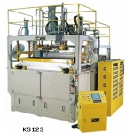 Single-Stage Vacuum Forming Machine