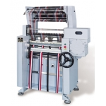 Double Needle Bed Raschel Machine For Color Tape