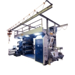 Flexographic Printing Machine - High Speed Type / Off-Line Operation