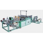 Synchronized Perforating&Sealing on Roll Bags Machine