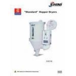 """""""Standard"""" Hopper Dryers - SHD"""