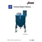 Vertical Batch Mixers - SVM-U
