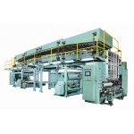 FIVE ROLLERS SOLVENTLESS COATING MACHINE