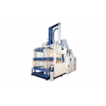 Automatic Turning Spraying machine