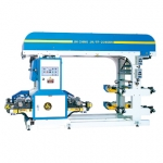 Standard type 2 COLORS FLEXOGRAPHIC PRINTING MACHINE