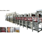 Fabric Dyeing and Finishing Machine