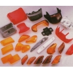 Plastic Injection Mold - Automobile and Motorcycle Lights