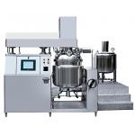 Vacuum Emulsifying Blender Machine