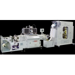 SILK SCREEN PRINTING MACHINE - AUTOMATIC ROLL TO ROLL TYPE