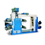 Flexographic Printing Machine - Four Color