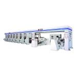 Rotogravure Printing Press Machine