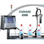 CIJ Printer - ZANASI 4500