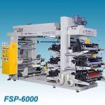 Flexographic Printing Machine - FSP Series