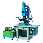 Hot Stamping Machine - Hydraulic Powerful Type
