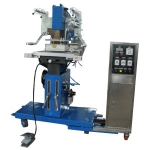Hot Stamping Machine - Air Pressure Vertical Motion Type