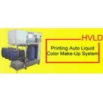 Printing Liquid Color Make-Up System