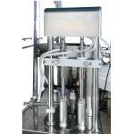 Automatic Filling & Plugging machine
