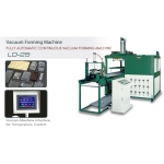 Vacuum Forming Machine - Fully Automatic Continuous Type