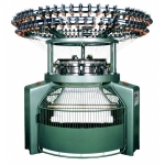 VELOUR PLUSH TERRY CIRCULAR KNITTING MACHINE