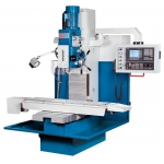 Multipurpose CNC Universal Milling Machine
