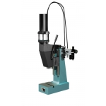 NP type manually assisted pneumatic toggle press