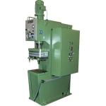 HN / HNA hydraulic wobble rivet machine