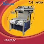 flat jute bag screen printing machine with vacuum table
