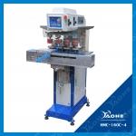 HMC-160C/4 semi-automatic pad printing machine manufacturer in Dongguan China