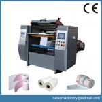 CNC Thermal Paper Slitter Rewinders Industrial Machinery