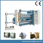 CNC Aluminum Rewinder Industrial Machinery