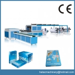 CNC A4 Paper Converting Industrial Machinery