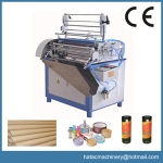 CNC Paper Pipe Labeling Industrial Machinery