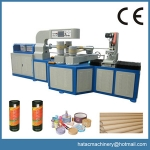 Spiral Paper Tube Slitting Industrial Machinery