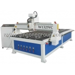 Wood Working CNC Router with Vacuum Clamp Table W1325VC
