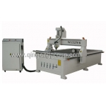 Wood Working CNC Router with Rotary Device W1325VR