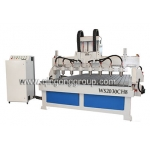 Eight Heads Multi Spindle CNC Router Machine WS2030CH8