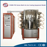 Plastic Vacuum Metalizing Machine