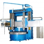 Double column Manual Vertical Lathe machine C5250