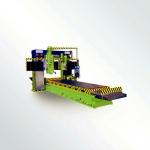 CNC Plano Miller machine X2120