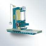 CNC Floor type horizontal boring machine