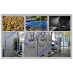 potato starch production plant
