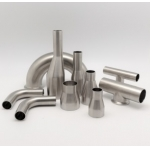 ASME BPE Fittings-Tri-clamp & Buttweld