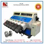 reducing machine for heater tubulars