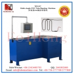 CNC bending machine for tubular heaters