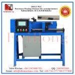 resistance wire winding machine for cartridge heaters